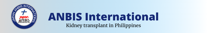 Kidney transplant in Philippines | ANBIS International medical support services
