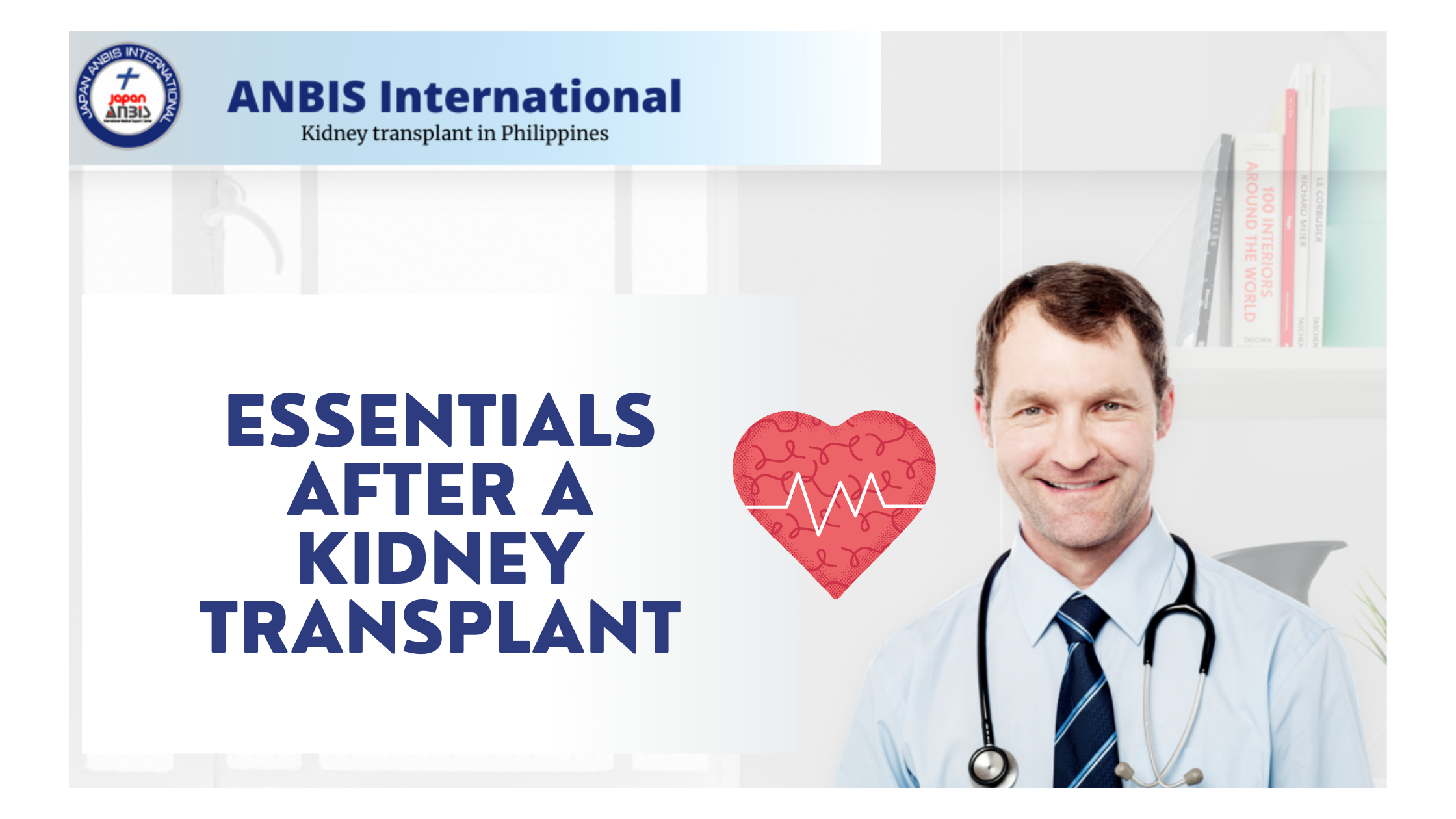Kidney Transplant services in Philippines | ANBIS-Int